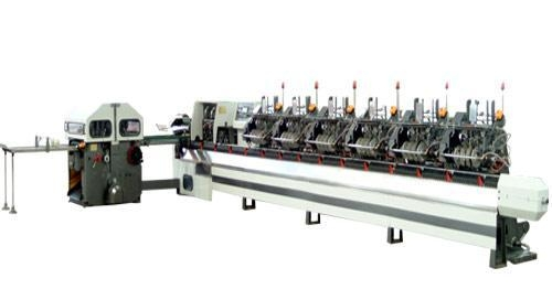 China Saddle Stitching Line