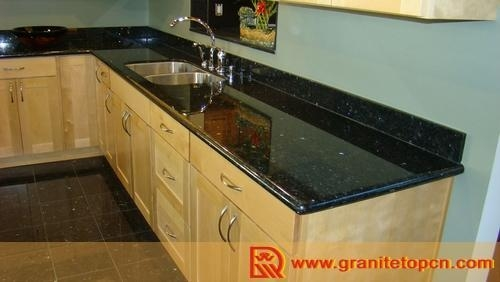 Cheap Solid Surface Kitchen Countertops Of Granite