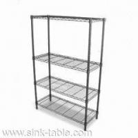 China Chrome Wire Rack Shelves FSC-4-1500A on sale