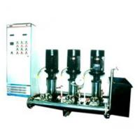 Quality Frequency of water supply, constant pressure equip wholesale