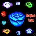 Quality Romantic 7-Color Changing Rose LED Light -led christmas lights wholesale
