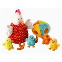 Buy cheap Ophelie and Her Little Chicks by Lilliputiens from wholesalers