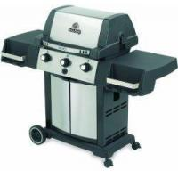 Quality Broil King 986554 Signet 20 Liquid Propane Gas Grill, Stainless Steel/Black | Gas Grills wholesale