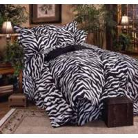 China Zebra Print Bed-In-A-Bag Set Z339 on sale