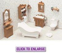 Quality Dolls, Houses, Furniture wholesale