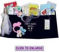 Buy cheap Daddy's Diaper Dootie Tool Belt in Black or White By A Place For Baby from wholesalers