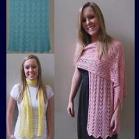 Quality Fiber Trends Easy Lace Scarves and Wraps wholesale