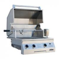 Quality Solaire Gas Grills 27 Inch Deluxe Built-In All Convection Propane Grill With Rotisserie wholesale