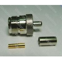 China N type RF Connector on sale