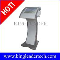 Check-in kiosk with magnetic cardreader