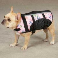 Buy cheap Peace Sign Printed Dog Life Jacket from wholesalers