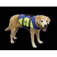 Buy cheap Blue & Yellow Neoprene Dog Life Jacket from wholesalers