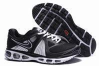 Mens Nike Air Max Tailwind + 2010 Flywire Mesh (black /white)
