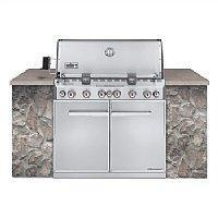 China Weber Summit S-660 Built In Gas Grill on sale