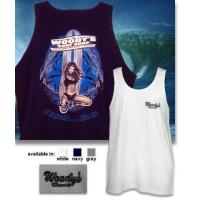Buy cheap CLEARANCE - Woody's Surf Shop Hawaiian Tank Top from wholesalers