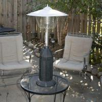 Quality Coral Coast Deluxe Cast Iron Table Top Patio Heater wholesale