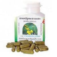 Quality Senna Cassia Angustifolia Herbal Laxative Reduce Weight Control Fat 100 caps wholesale