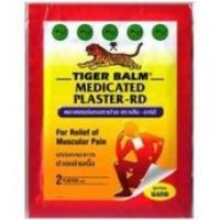 Buy cheap TIGER BALM RED ULTRA STRONG PAIN RELIEF PLASTER HOT from wholesalers
