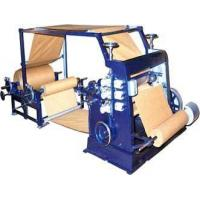Buy cheap Vertical Type Single Face Paper Corrugating Machine from wholesalers