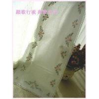 Quality Vintage Hand Embroidery/Bobbin lace Cotton Table runner wholesale