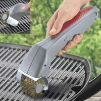 Quality Battery Operated Barbecue Grill Brush wholesale
