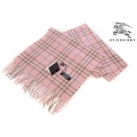 Quality Burberry Cashmere Scarf Pink/Brown/Blue wholesale