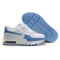 Buy cheap Kids Nike Air Max LTD White Blue from wholesalers