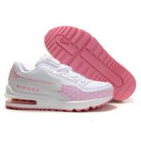 Buy cheap Kids Nike Air Max LTD Pink White from wholesalers
