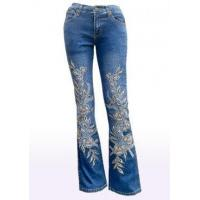 China Embroidery Jeans EISBLUME on sale