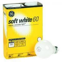 China GENERAL ELECTRIC - Incandescent Light Bulbs on sale