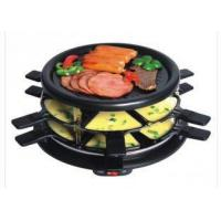 Buy cheap Raclette pan indoor grill with non stick coating from wholesalers