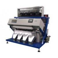 Quality Blanched peanut kernel, kernel sorting 5000 * 3 pixel color Grain Sorting Machine wholesale