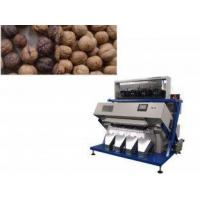 Buy cheap Walnut CCD Color Sorter Machine Abrasion Resistance 600 - 2000LM from wholesalers
