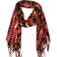 Buy cheap New arrival 100%rayon tassels scarf from wholesalers