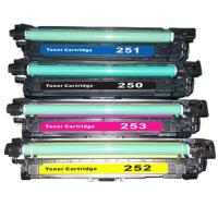 Quality Compatible for HP 252 Color Toner Cartridge (HP 252 Cartridge) wholesale