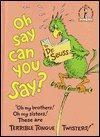 Buy cheap Dr. Seuss Oh, Say Can You Say? from wholesalers