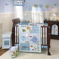 Buy cheap Baby Bedding Lambs and Ivy Under the Sea Nursery Bedding and Accessories from wholesalers