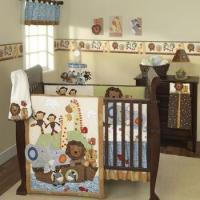 Buy cheap Lambs and Ivy S.S. Noah Nursery Bedding and Accessories from wholesalers