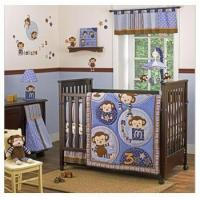 Buy cheap CoCaLo Monkey Mania Bedding and Accessories from wholesalers