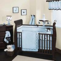Buy cheap Lambs and Ivy Classic Blue Nursery Bedding and Accessories from wholesalers
