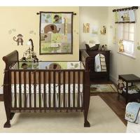 Buy cheap Lambs and Ivy Jungle Story Nursery Bedding and Accessories from wholesalers