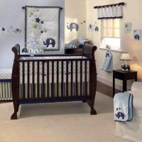 Buy cheap Lambs and Ivy Jumbo Elephant Nursery Bedding and Accessories from wholesalers