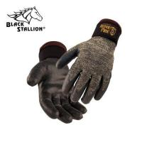 Quality Cut Resistant Gloves with Nitrile Coated Palm - Cut Level 5 wholesale