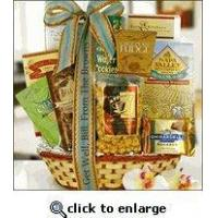 Get Well Gift Basket from Office Staff at Shop The Gift Basket Store