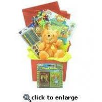Quality Get Well Gift Basket for Kids   Get well gift with reading material   Get well gift children wholesale