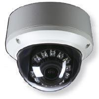 China LV-D4HRDIWV-212: Vandal Resistant Outdoor Dome Camera on sale
