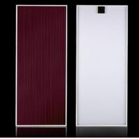 Quality Good Quality Amorphous Solar Panel Battery Charger for lamp/light,solar home system 30W wholesale
