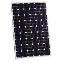 Quality 120W High Efficiency 1000V Mono-crystalline Solar Powered Panel with 36Cells wholesale