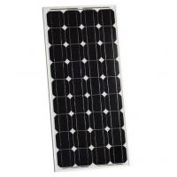 Quality 80W High Efficiency 1000V Mono-crystalline Solar Powered Panel with 36Cells wholesale