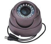 China Dome Cameras Vandal-Resistant IR Day/Night High Resolution color Dome Camera on sale